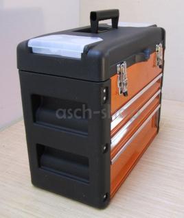 METALL Werkzeugkiste mit 7 Funktionen 3061BC von AS-S - Vorschau 4
