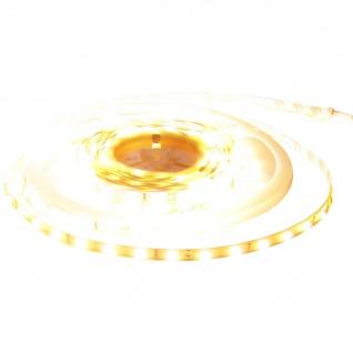 SET 12200 Lumen 10m Ultra-Highpower LED Streifen mit 600 2835 LED's warmweiß weiss superhell inkl. Netzteil 24V Pro-Serie TÜV/GS geprüft