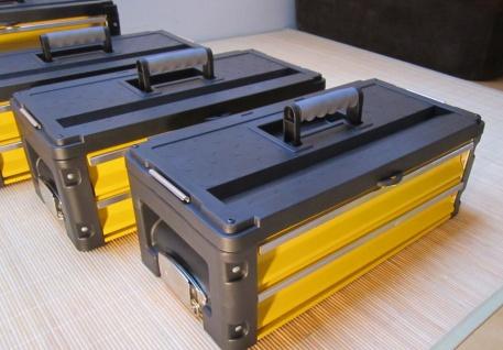 Metall Werkzeugtrolley XXL Type 305BBBB -> jetzt neu mit Schubladenverriegelung und Schloss - Vorschau 5