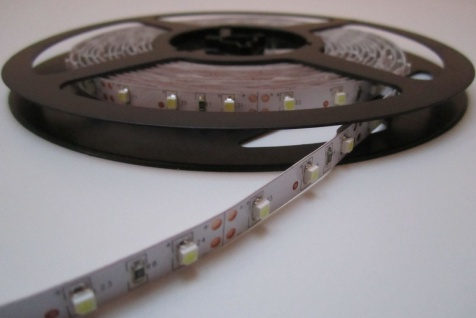 SET 1280 Lumen 5m Led Streifen 300LED warmweiß warm weiß inkl. Netzteil 12V TÜV/GS geprüft - Vorschau 2