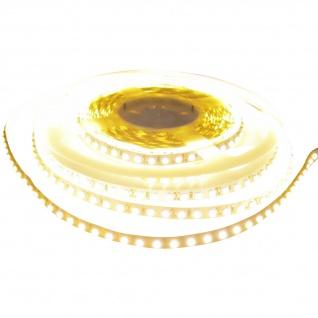 5320 Lumen 10m Led Streifen 1200 LED warmweiß 24Volt Pro-Serie ohne Netzteil