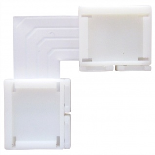 LED Streifen RGB Eck 90° mit 2 Verbindern