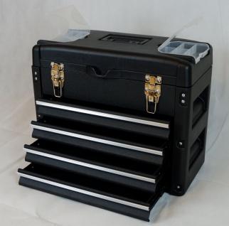 Metall Werkzeugkiste Mit 8 Funktionen Wk1-b Black Edition - Vorschau 4
