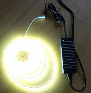 SET 5520 Lumen 5m Ultra Highpower LED Streifen 1200 LED in einer Reihe neutralweiß natur weiss weiß inkl. 24V Netzteil (Pro-Serie) TÜV/GS geprüft - Vorschau 3