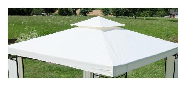 Dachplane 100% wasserdicht für unseren Gartenpavillon 7074A - kein Umtausch oder Rückgaberecht