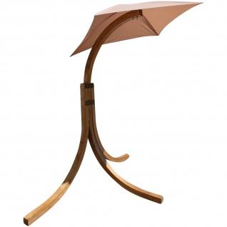 Gestell für Hängesessel Hängesesselgestell Navassa aus Lärche Holz (ohne Sessel) von AS-S