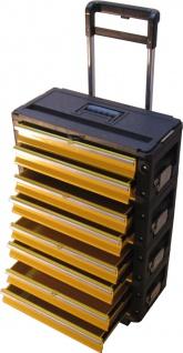 Metall Werkzeugtrolley XXL Type 305BBBB -> jetzt neu mit Schubladenverriegelung und Schloss - Vorschau 1