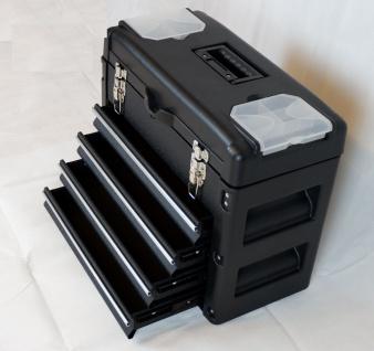 Metall Werkzeugkiste Mit 8 Funktionen Wk1-b Black Edition - Vorschau 5
