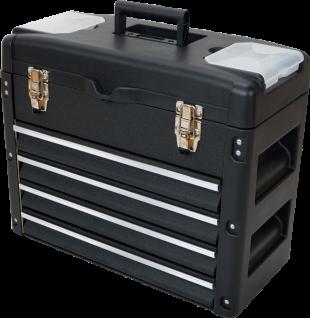 Metall Werkzeugkiste Mit 8 Funktionen Wk1-b Black Edition - Vorschau 2