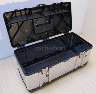 Werkzeugkiste Materialbox EDELSTAHL Type 302XL - Vorschau 2