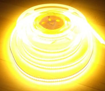5300 Lumen 5m Ultra-Highpower Led Streifen 1200 LED in einer Reihe warmweiß warm weiss weiß 24Volt (ohne Netzteil) TÜV/GS geprüft - Vorschau 3