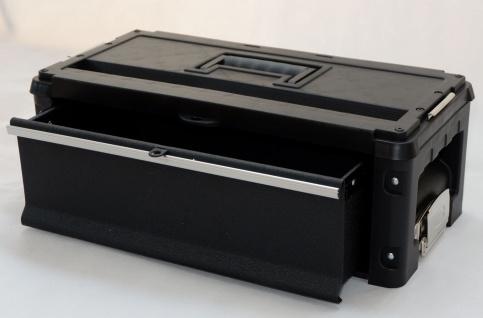 AS-S Erweiterungsbox Werkzeugkiste mit 1 Lade für unsere schwarzen Trolleys - Vorschau 4