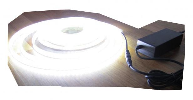 SET 2760 Lumen 5m Led Streifen 600 LED neutralweiß inkl. Netzteil 24V (Pro-Serie) TÜV/GS geprüft von AS-S - Vorschau 1