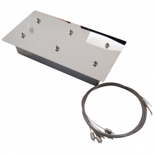 LED PANEL Aufhängung für 120x30 (nicht RGB) Panele von AS-S