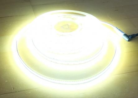 SET 5520 Lumen 5m Ultra Highpower LED Streifen 1200 LED in einer Reihe neutralweiß natur weiss weiß inkl. 24V Netzteil (Pro-Serie) TÜV/GS geprüft - Vorschau 2