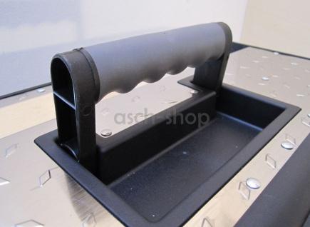 Werkzeugkiste Materialbox EDELSTAHL Type 302XL - Vorschau 3