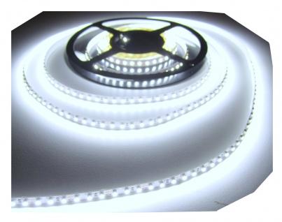 2610 Lumen 5m Led Streifen 600 LED kaltweiß 24Volt ohne Netzteil von AS-S