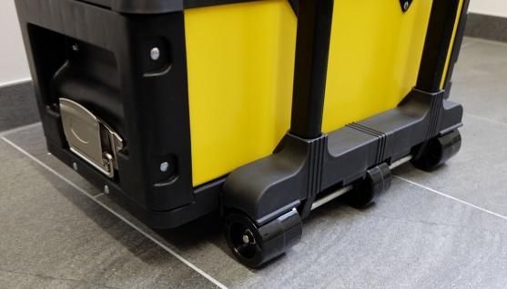 Metall Werkzeugtrolley XXL Type 305BBBB -> jetzt neu mit Schubladenverriegelung und Schloss - Vorschau 3