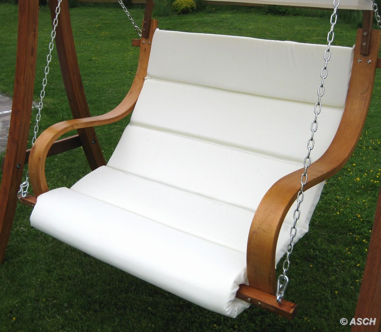 design sitzbank f r hollywoodschaukel seat meru aus holz l rche inkl dach ohne gestell. Black Bedroom Furniture Sets. Home Design Ideas