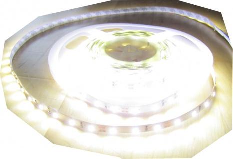 6200 Lumen 5m Ultra-Highpower Led Streifen mit 300 2835 LED's naturweiß neutral weiß weiss superhell wasserdicht IP65 24V ohne Netzteil von AS-S