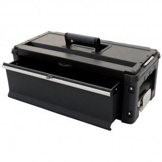 Erweiterungsbox Werkzeugkiste mit 1 Lade für unsere schwarzen Trolleys