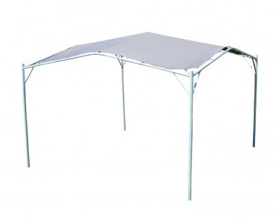Eleganter Gartenpavillon Pavillon Sonnensegel 3, 5x3, 5m Meter, 12, 25m², Dach aus Polyester UV50+ Modell: IBIZA von AS-S