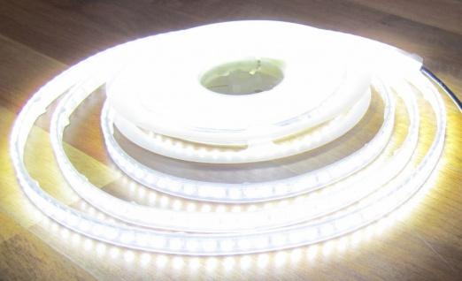 SET 2700 Lumen 5m Led Streifen 600 LED neutralweiß wasserfest IP65 inkl. Netzteil 24V (Pro-Serie) TÜV/GS geprüft - Vorschau 2