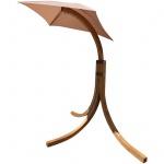 DESIGN Hängesesselgestell NAVASSA aus Holz Lärche (ohne Sessel)