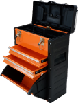 METALL Werkzeugtrolley sehr kompakt Type A1-O