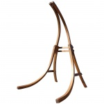 Hängesesselgestell aus Holz Lärche (Gestell ohne Sessel) Modell MAHE/Catalina