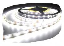 SET 1380 Lumen 5m Led Streifen 300 LED neutralweiß weiß naturweiß inkl. Netzteil 24V (Pro-Serie) TÜV/GS geprüft