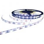 LED STRIP STRIPE STREIFEN LEISTE 300 LED 5mt kaltweiss weiß hell 12Volt, 1260Lumen (ohne Netzteil)