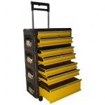 Metall Werkzeugtrolley XXL Type 305BBBC -> jetzt neu mit Schubladenverriegelung und Schloss