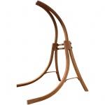 Gestell BEATA aus Holz Lärche für Hängesessel OHNE Sessel (nur Gestell)