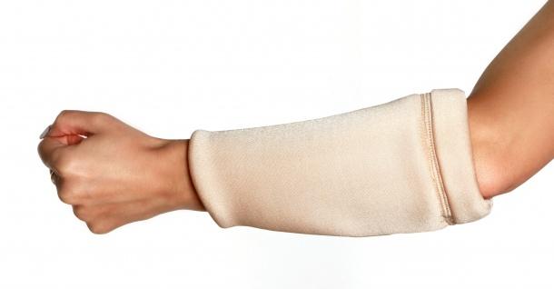 Dermasaver Unterarmschutz Größe Large 30, 5-38, 1 cm Sani-Alt
