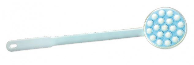 Lotion-Creamer WEIß-MINT Eincremehilfe Creamer Waschhilfe Sani-Alt