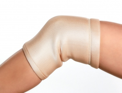 Dermasaver Knieschutz Größe X-Small 17, 8-22, 9 Sani-Alt