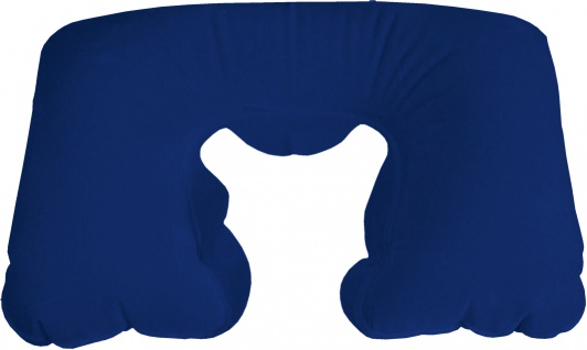 Reise Nackenkissen aufblasbar, blau Sani-Alt