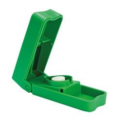 Tablettenzerteiler, Standard klein, grün Sani-Alt