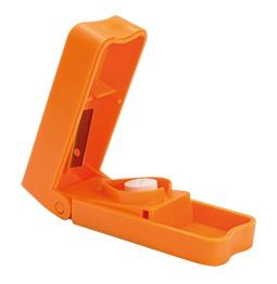 Tablettenzerteiler, Standard klein, orange Sani-Alt