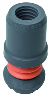 Flexible Krückenkapsel FLEXY FOOT 19 mm Flexyfoot