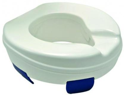 Toilettensitz-Erhöher Clipper, 10cm (ohne Deckel) Sani- Alt - Vorschau