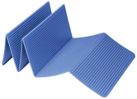Faltmatte blau PROFI FOLD MAT Gymnastikmatte Übungsmatte Fitnessmatte Sani-Alt