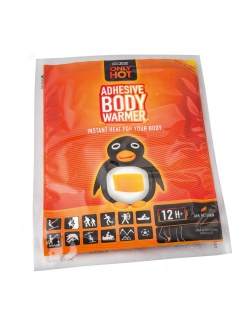 Only Hot Körperwärmer Wärmekissen schützt den Körper vor Kälte 1 Sück Sani-Alt