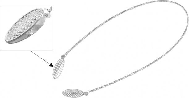 Serviettenkettchen Serviettenkette, Clip Länge ca.53 cm Sani-Alt
