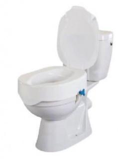 Toilettensitzerhöher 15 cm, mit Deckel Sani- Alt