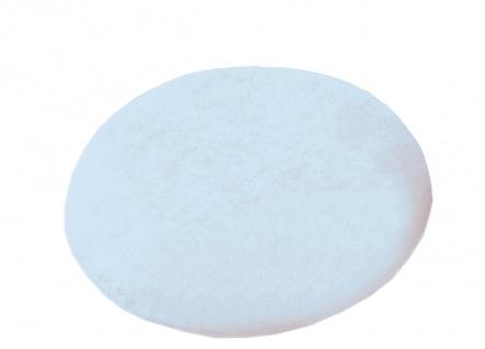 Latex-Kissen, rund, weiß Sani-Alt - Vorschau