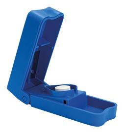Tablettenzerteiler, Standard klein, blau Sani-Alt