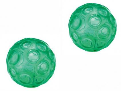 Franklin Ball grün 2er SET mit Nadelventil zur Druckregulierung Sani-Alt