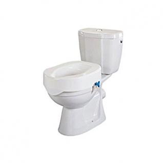 Toilettensitzerhöher 15cm, ohne Deckel Sani- Alt